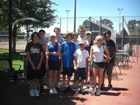 Tennis Junior Photos
