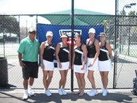 Tennis League Photos